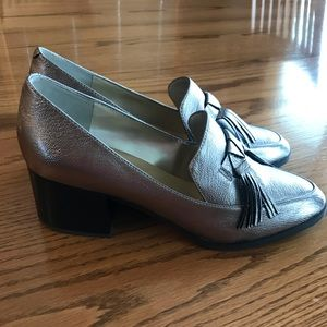 "Marc Fisher ""Phylicia 2"" Loafer Pumps - NEW"
